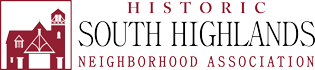 Historic South Highlands Neighborhood Association